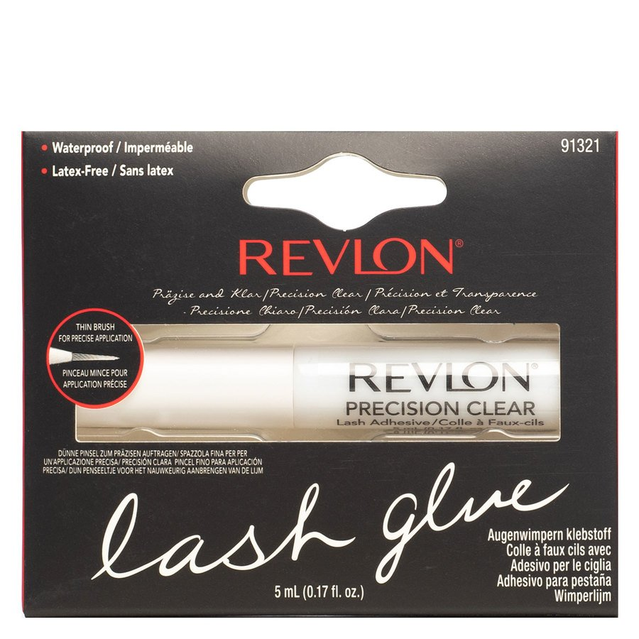Revlon Precision Clear Lash Glue 91321 (5 ml)
