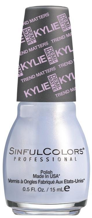 Kylie Jenner Sinful Colors Nail Polish (15 ml), #2077 Kurtsey