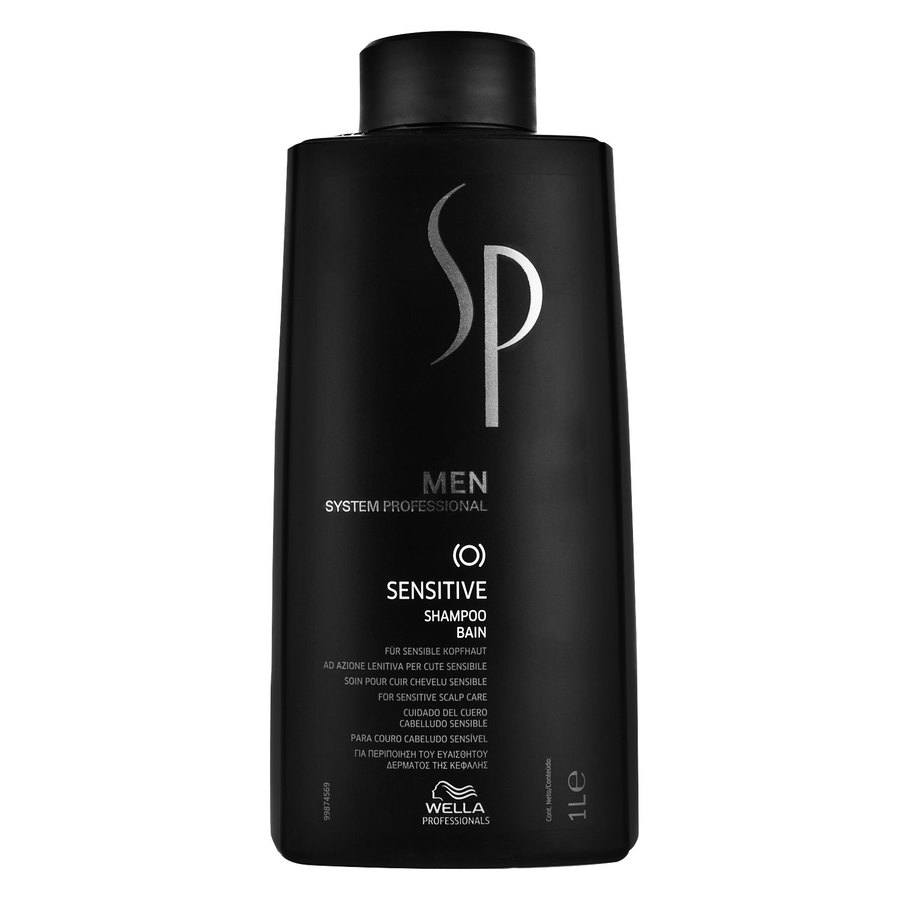 Wella Sp Men Sensitive Shampoo (1000 ml)