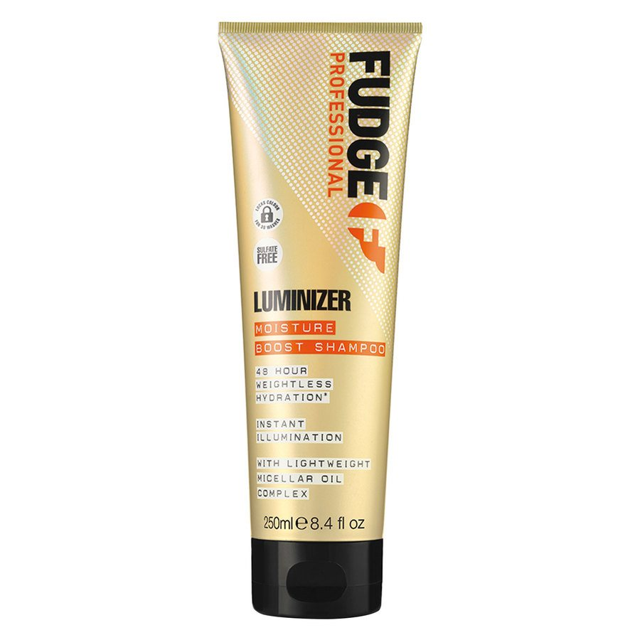 Fudge Luminizer Moisture Boost Shampoo (250 ml)