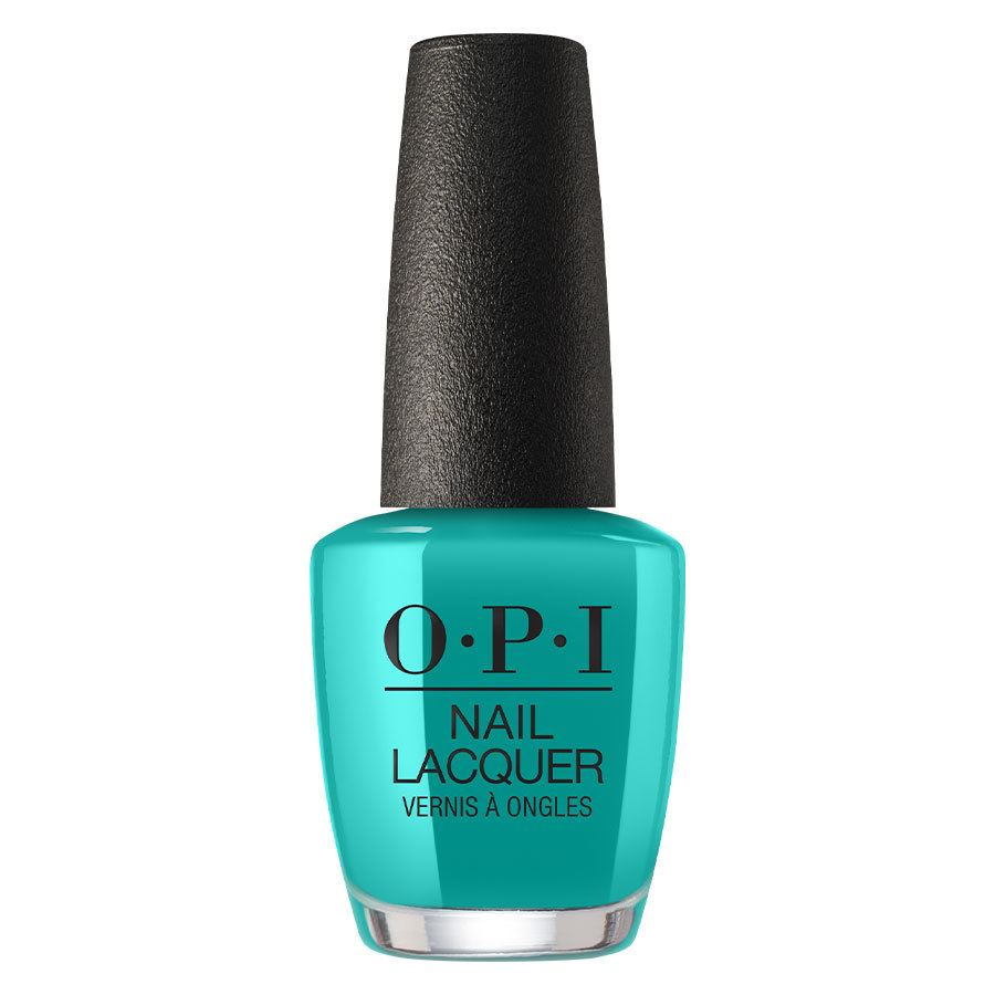 OPI Neon Collection Nail Lacquer, Dance Party 'Teal Dawn (15 ml)