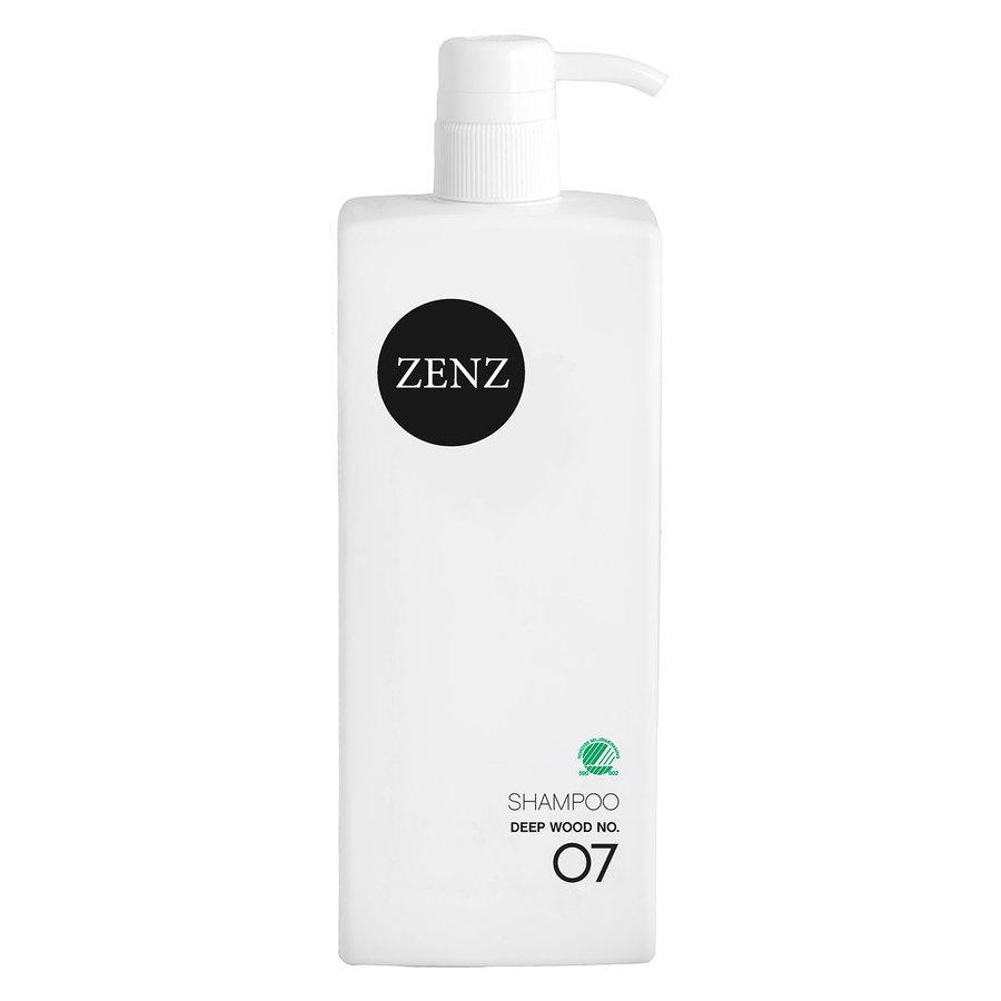 Zenz Organic Shampoo Deep Wood No. 07 785ml