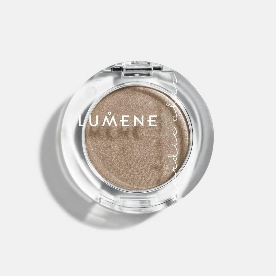 Lumene Nordic Chic Pure Color Eyeshadow - 2 Glowing Sand