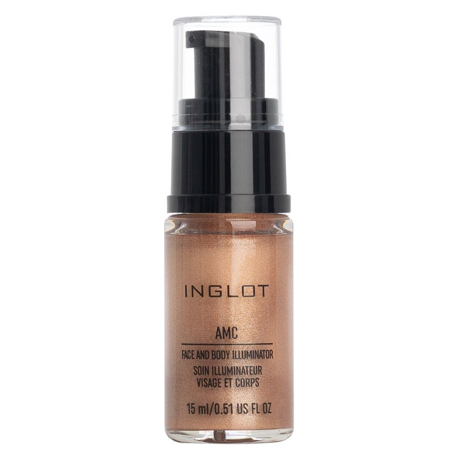 Inglot Amc Face and Body Illuminator, 66 (15 ml)