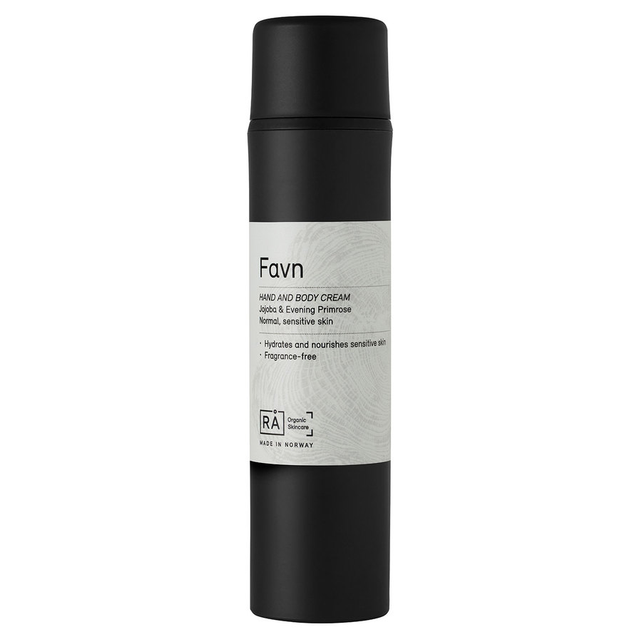 RÅ Organic Skincare Favn Hand And Body Lotion (150 ml)