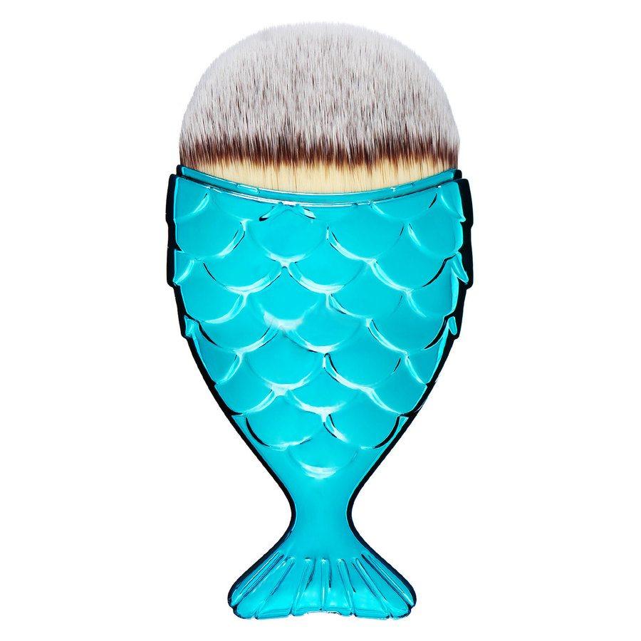 Mermaid Salon The Original Chubby Mermaid Brush, Aqua