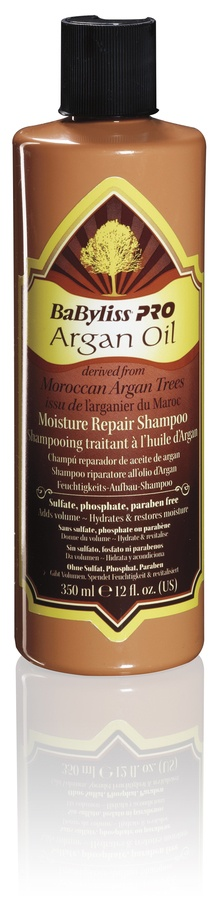 BaByliss Argan Oil Shampoo (350 ml)