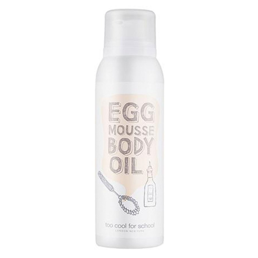 Too Cool for School Egg Mousse Body Oil (150 ml)