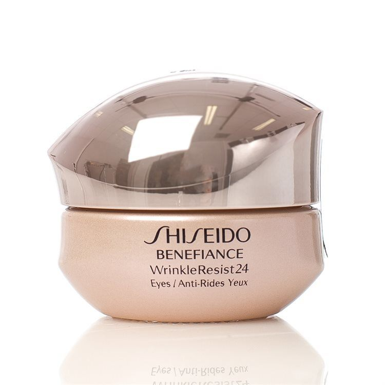 Shiseido Benefiance WrinkleResist24 Intensive Eye Contour Cream Augencreme (15 ml)