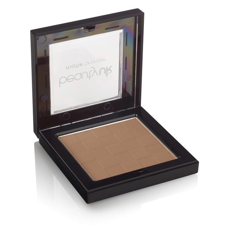 Beauty UK Matte Bronzer, Nr. 2 Dark
