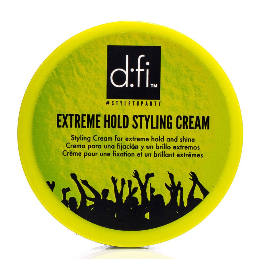 d:fi Extreme Cream Styling Cream For Extreme Hold and Shine (75 g)