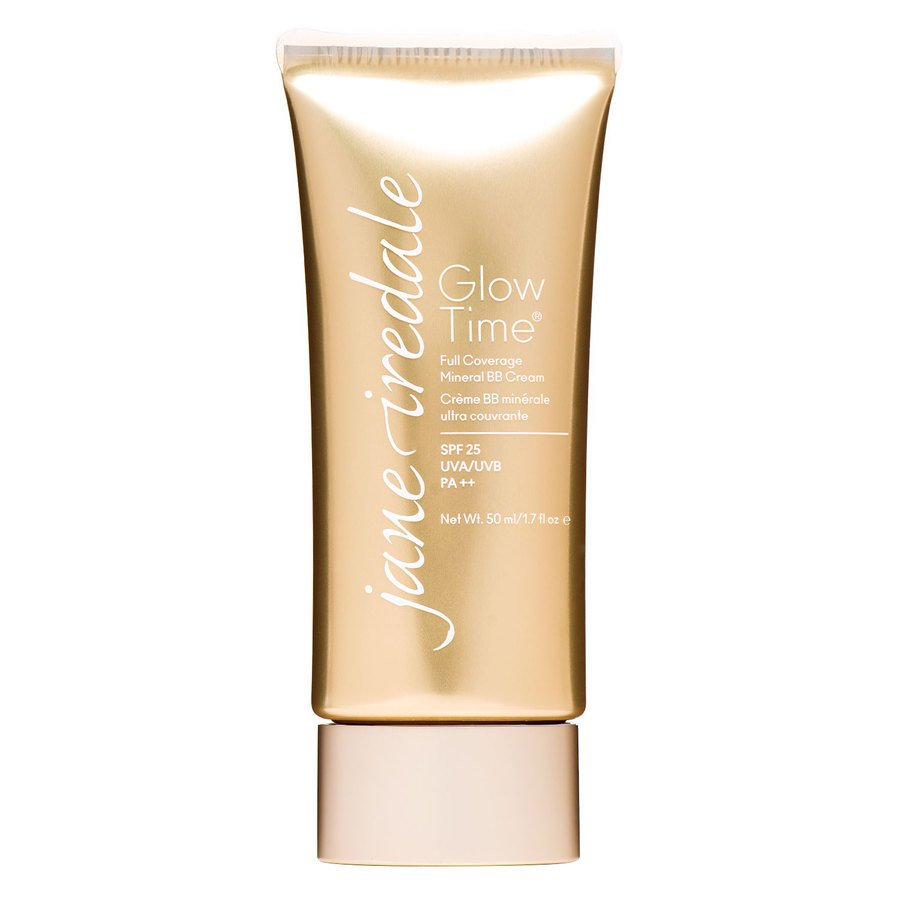 Jane Iredale Glow Time Full Coverage Mineral BB Creme BB7 Medium (50 ml), Medium Dark