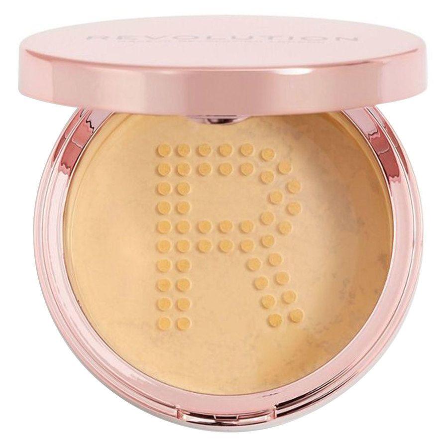 Makeup Revolution Conceal & Fix Setting Powder Deep Yellow 13g