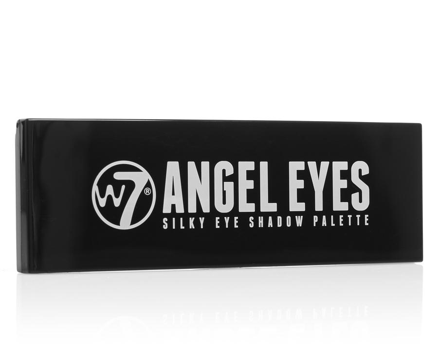 W7 Cosmetics Angel Eye Palette Jet Set
