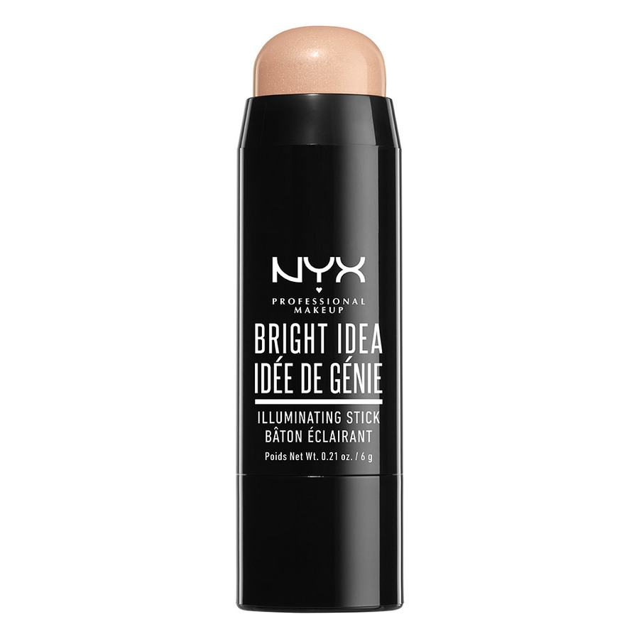 NYX Professional Makeup Bright Idea Illuminating Stick Chardonnay Shimmer, BIIS05 (6 g)