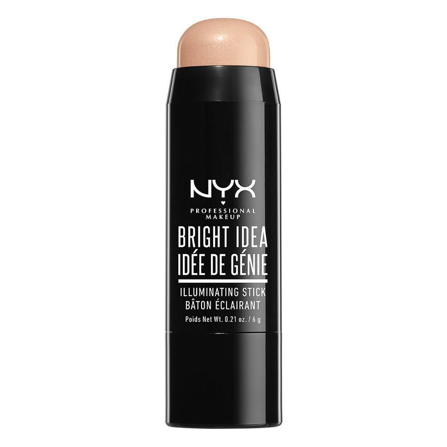 NYX Professional Makeup Bright Idea Illuminating Stick Chardonnay Shimmer, BIIS05 (6 g)