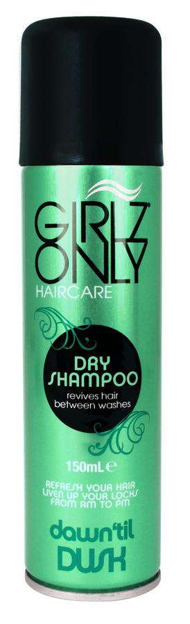 Girlz Only Dry Shampoo (150 ml), Dawn til Dusk