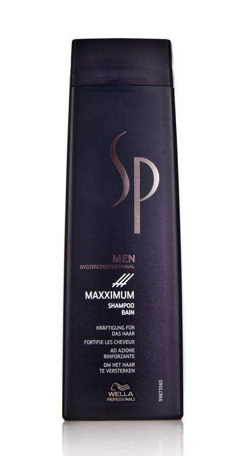 Wella SP Men Maxximum Shampoo (250 ml)