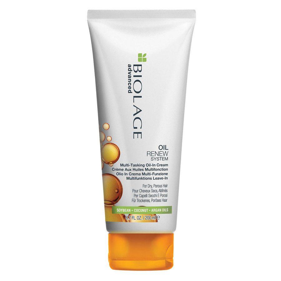 Biolage Oil Renew Multi-Tasking Oil-In Cream (200 ml)