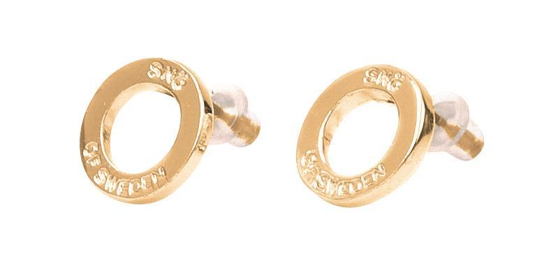 Snö Of Sweden Hege Small Earring, Gold