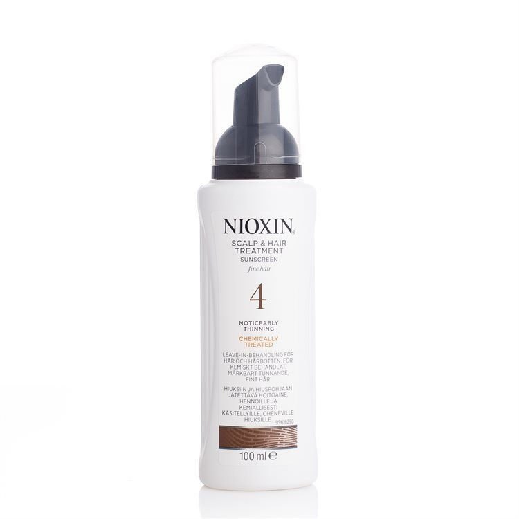 Nioxin System 4 Scalp Treatment (100 ml)