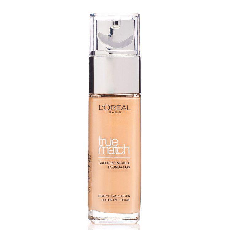 L'Oréal Paris True Match Liquid Foundation W3 Golden Beige