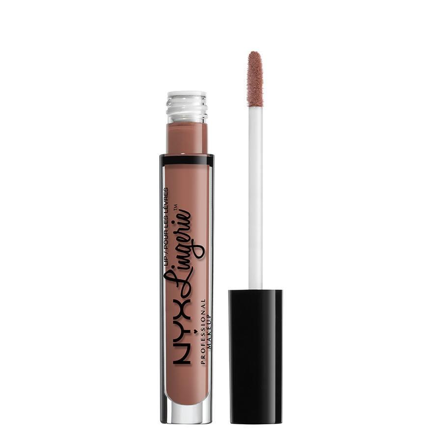 NYX Professional Makeup Lingerie Liquid Lipstick, Cashmere Milk LIPLI18 (4ml)