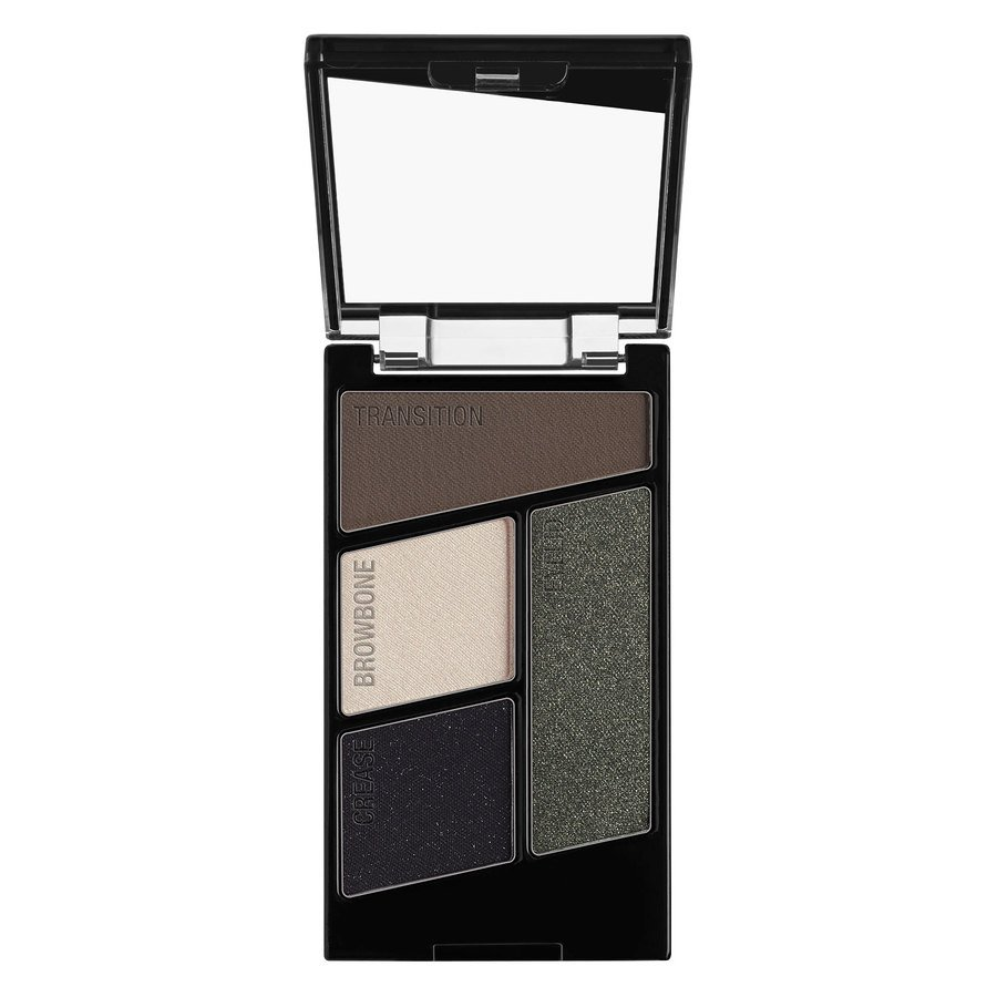 Wet'n Wild Color Icon Eyeshadow Quads, Lights Out