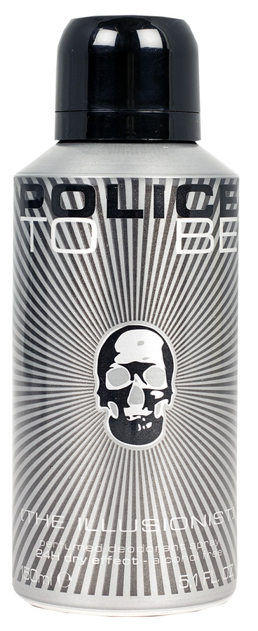 Police To Be The Illusionist Deo Spray (150 ml)