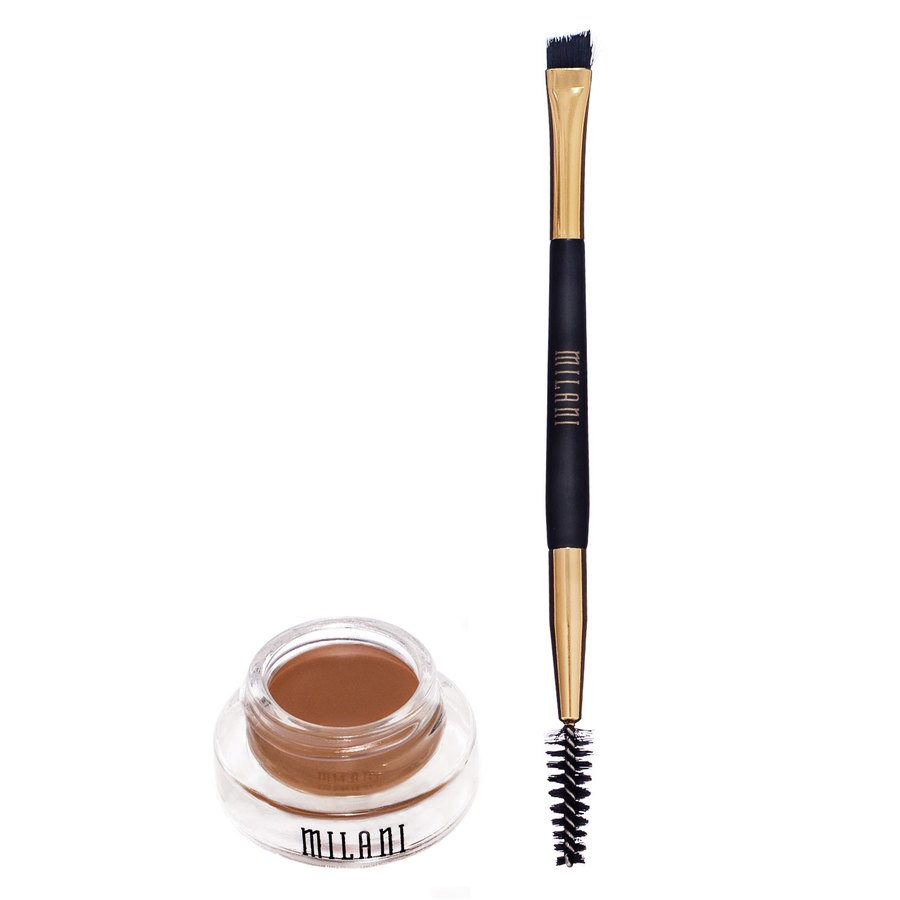 Milani Stay Put Brow Color, Soft Brown 01 (1,2 g)