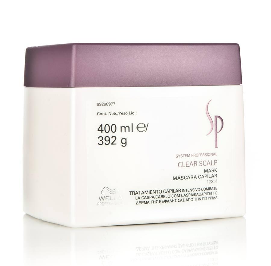 Wella SP Clear Scalp Mask (400 ml)