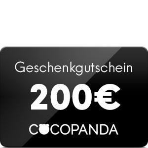 Geschenkgutschein – 200 €