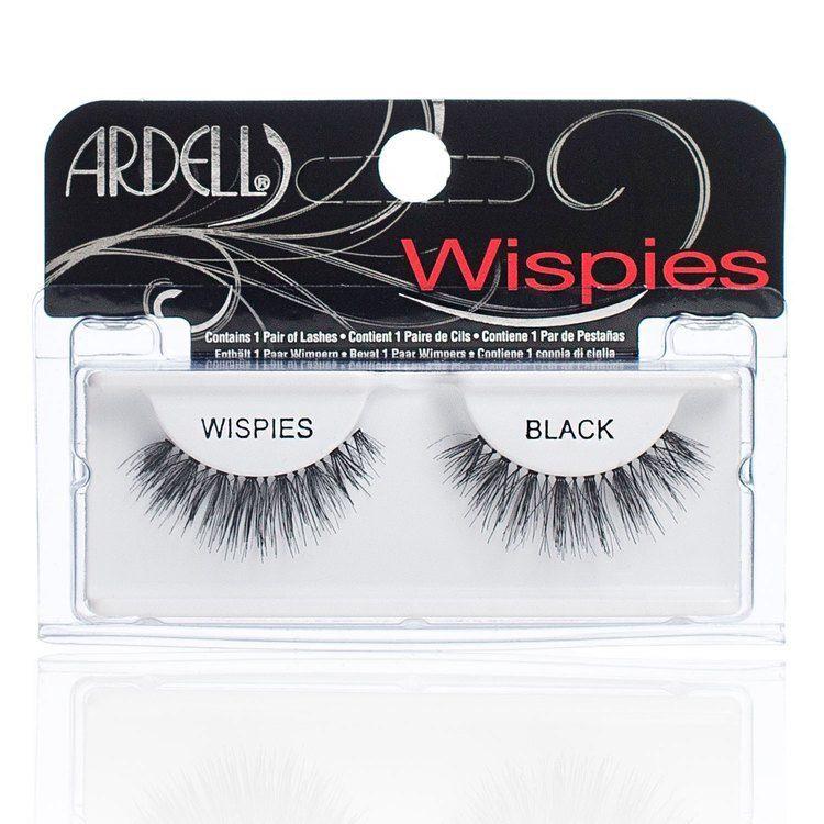 Ardell Glamour Fashion Lashes Wispies Black