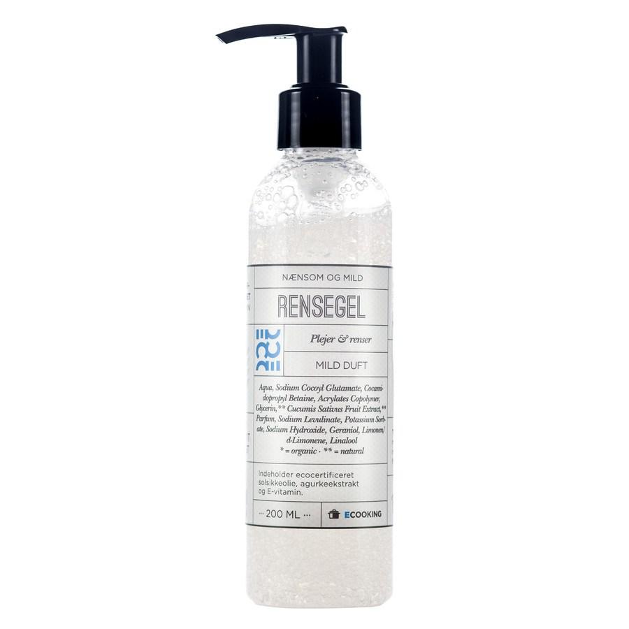 Ecooking Cleansing Gel (200 ml)