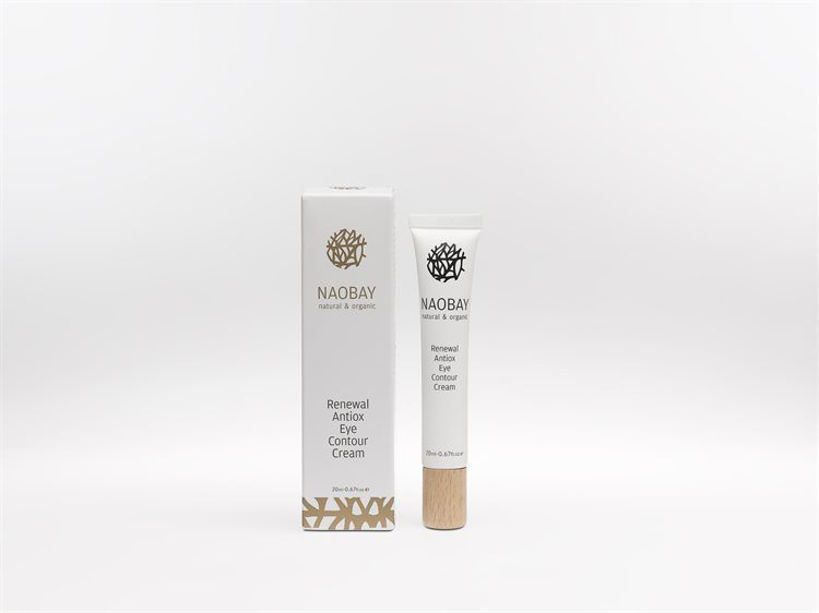 Naobay Renewal Antioxidant Eye Contour Cream (20 ml)