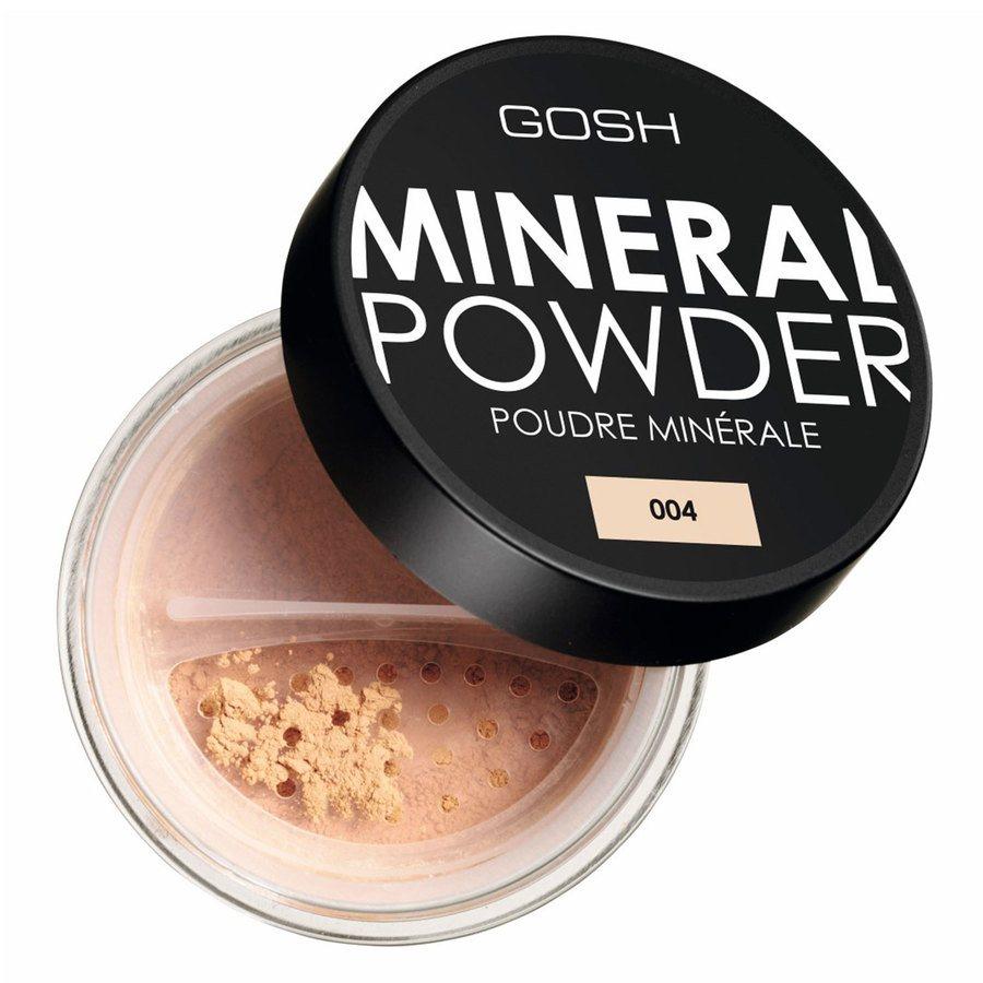 GOSH Mineral Powder, #004 Natural (8 g)