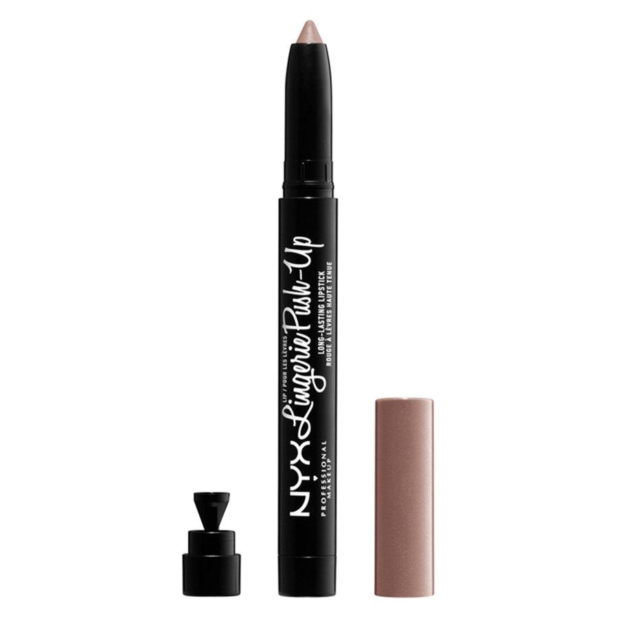 NYX Professional Makeup Lip Lingerie Push Up Long Lasting Lipstick, #09 Corset (1,5 g)