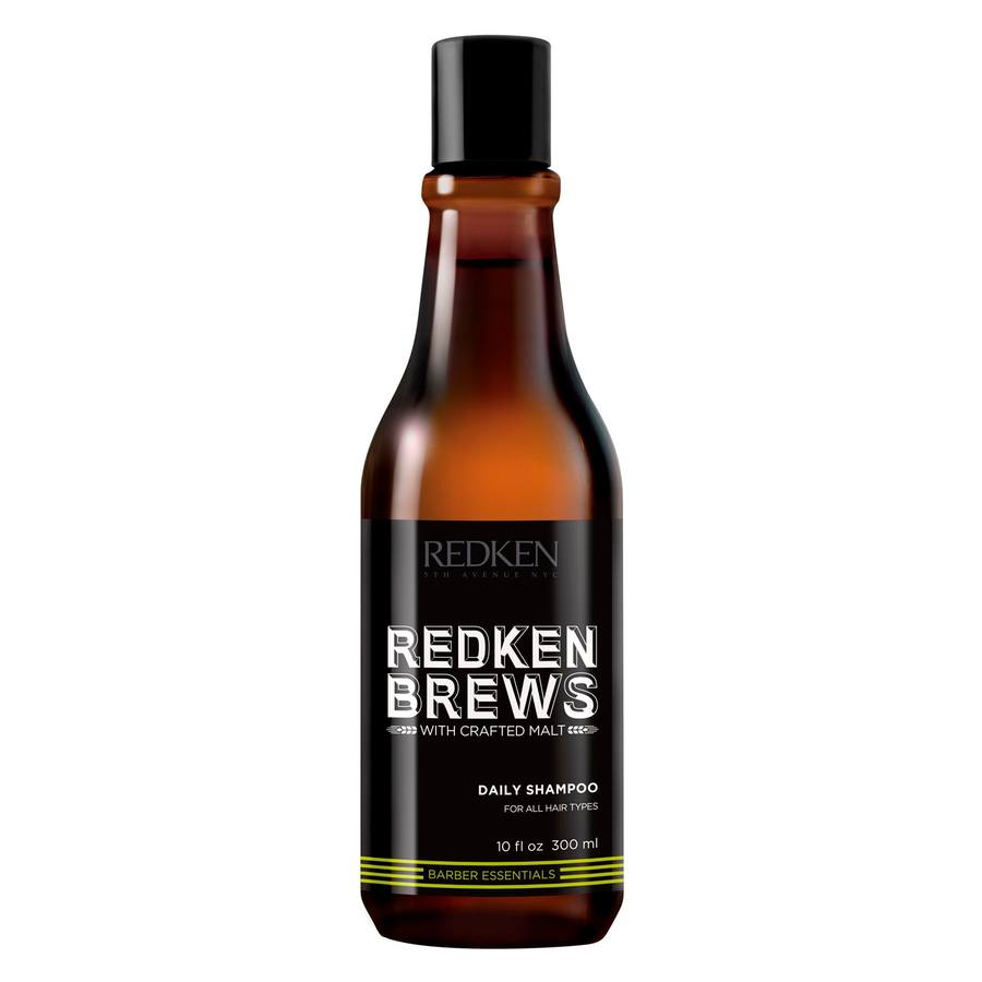 Redken Brews Daily Shampoo (300 ml)