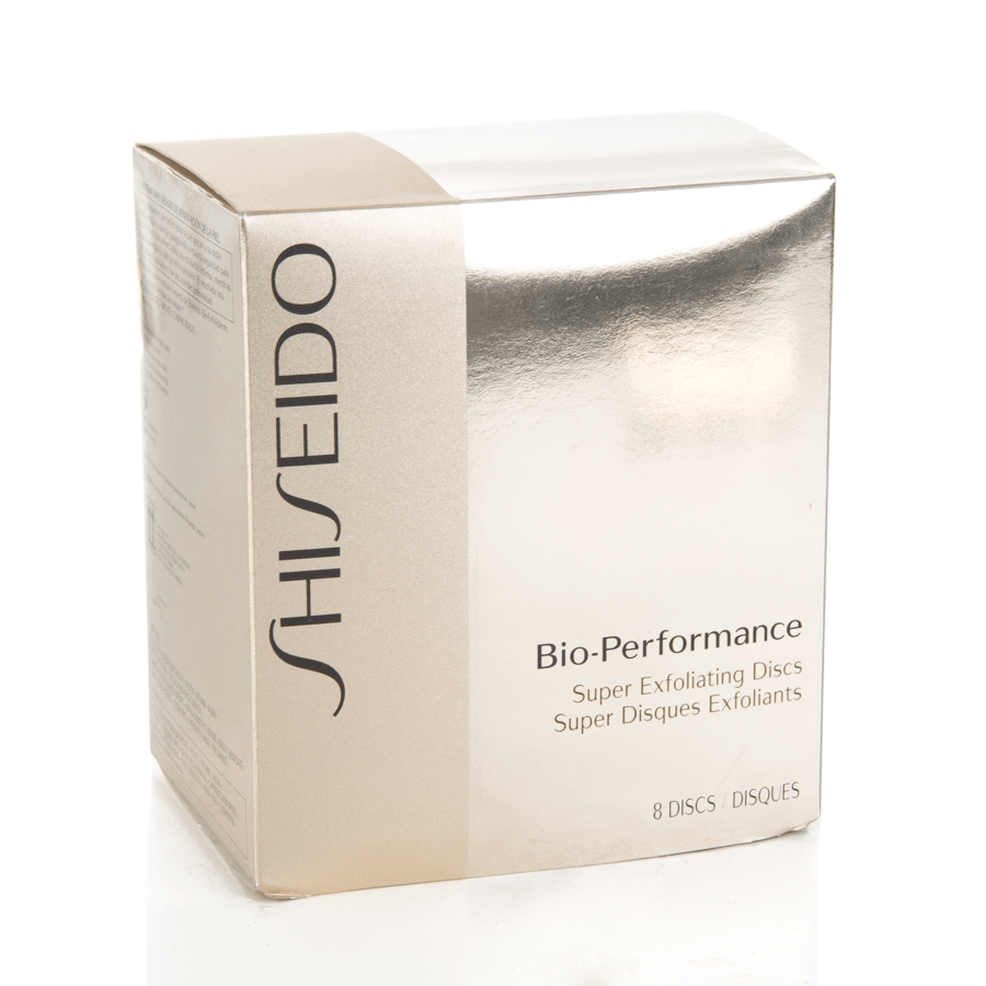 Shiseido-Bio-Performance: Super Exfoliating Discs (6 g x 8)