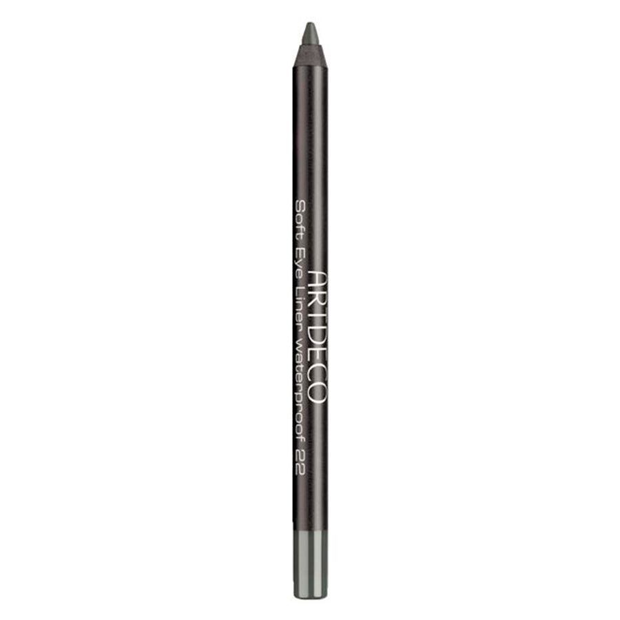 Artdeco Soft Eye Liner Waterproof, #22 Dark Grey Green