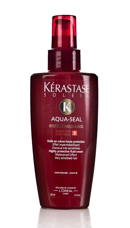 Kérastase Soleil Aqua-Seal Highly Protective Fluid-Cream Haarcreme (125 ml)
