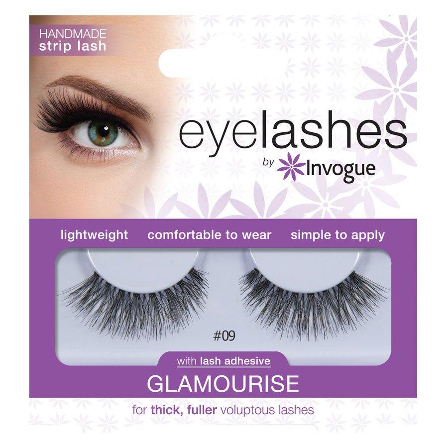 Invouge Eyelashes Glamourise #9