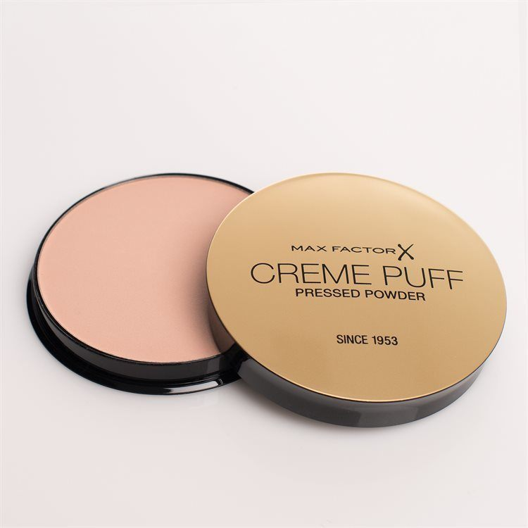 Max Factor Creme Puff Pressed Powder (21 g), 81 Truly Fair