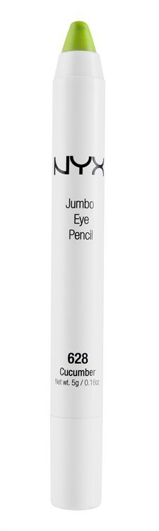 NYX Prof. Makeup Jumbo Eye Pencil Eyeliner, Cucumber