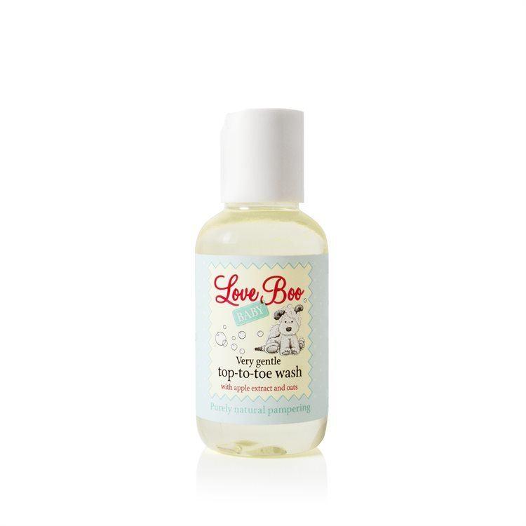 Love Boo Baby & Children Top-To-Toe Wash Kinder-Duschgel (250 ml)