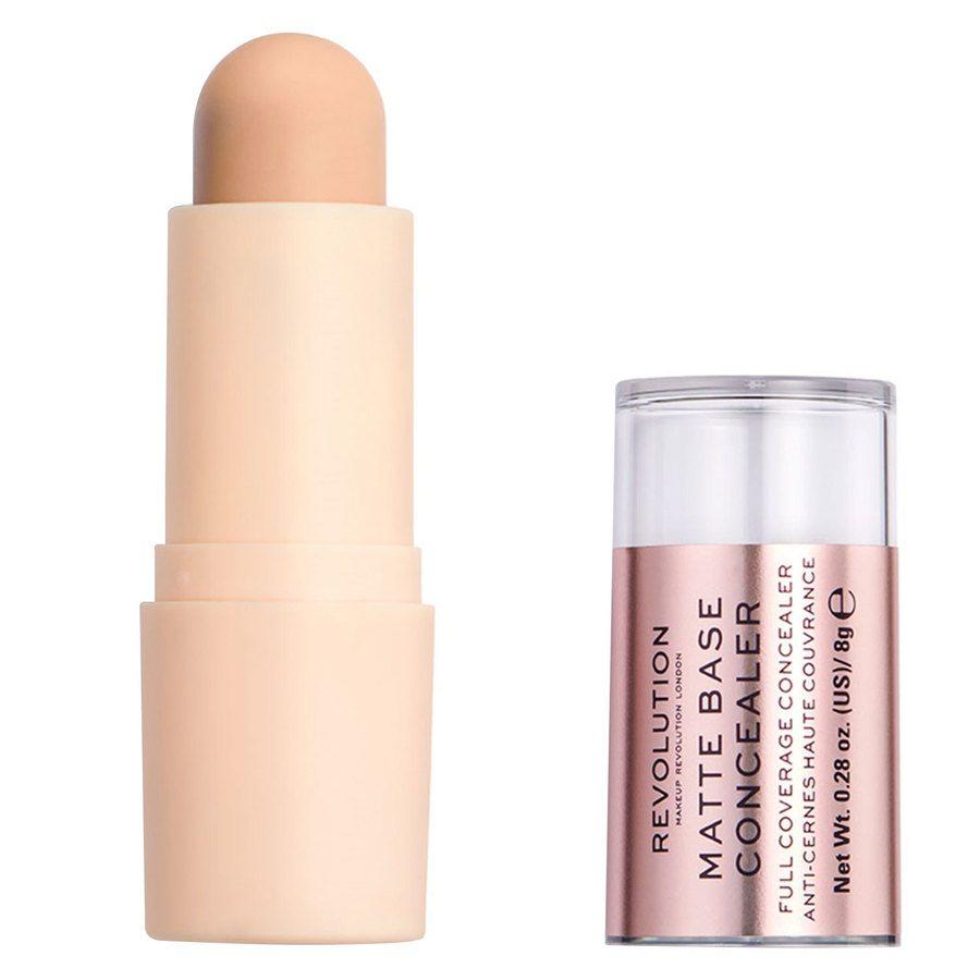 Makeup Revolution Matte Base Concealer, C6
