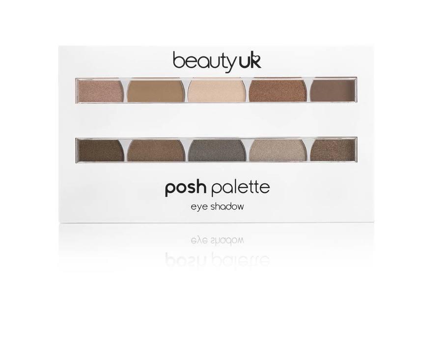 Beauty UK Posh Palette Nr. 1, Eden