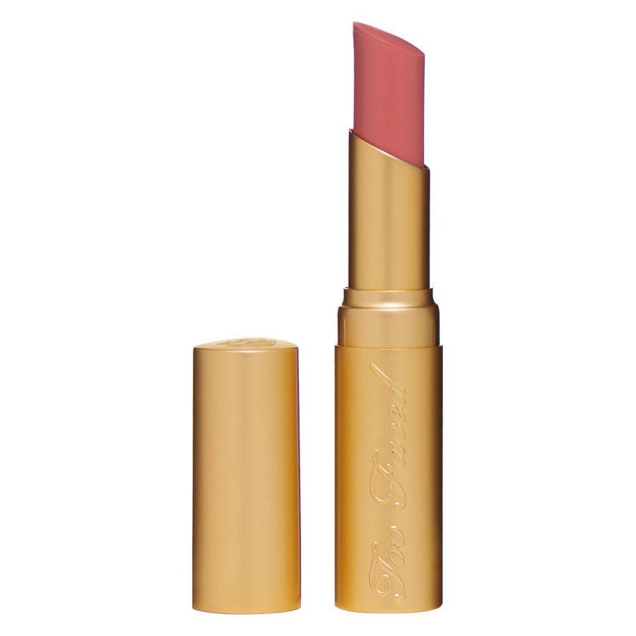 Too Faced La Crème Lipstick, Taffy (3 g)