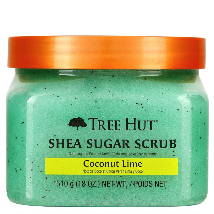 Tree Hut Shea Sugar Scrub Coconut Lime 510g