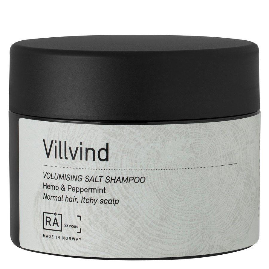 RÅ Organic Skincare Villvind Volume Salt Shampoo (180 ml)